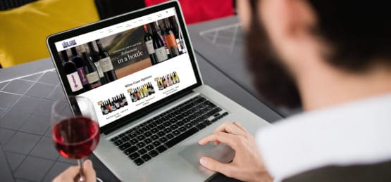 wine trend online shopping